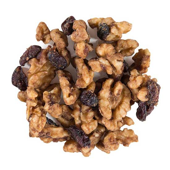 hOMe Grown Living Foods Candied Cran Apple Walnuts