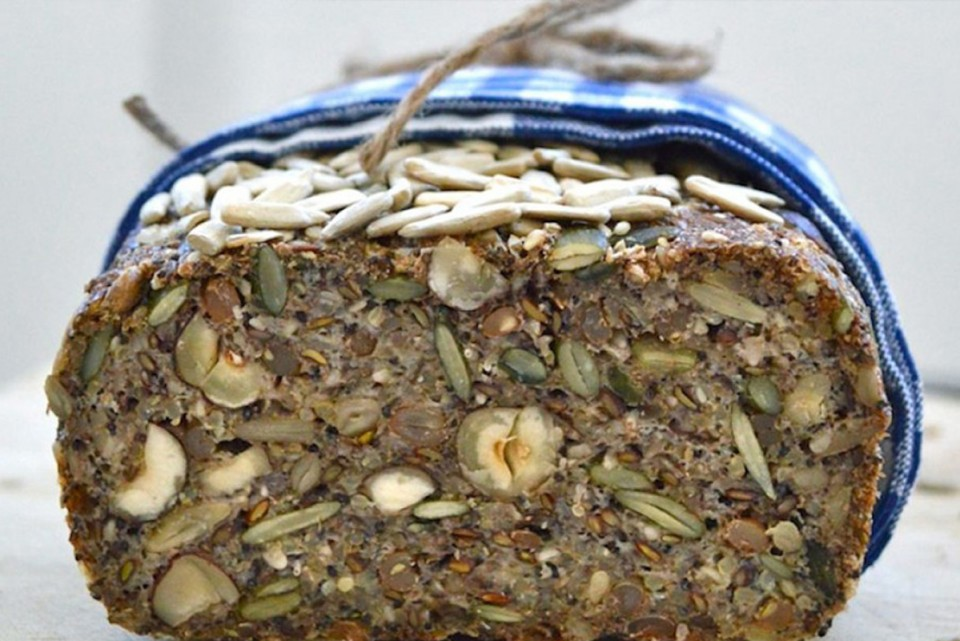 Sprouted Ketogenic Paleo Bread Home Grown Living Foods