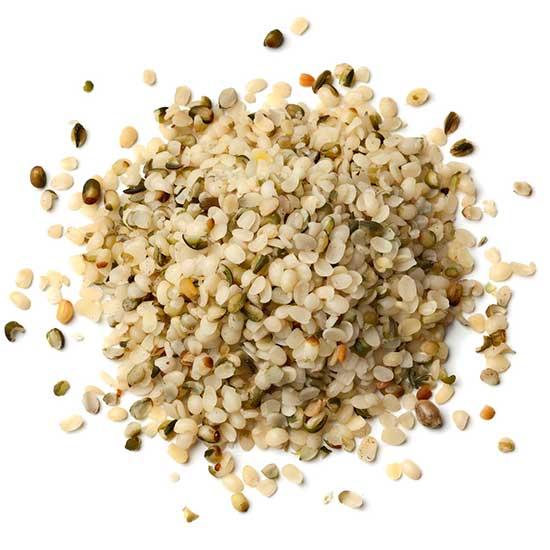 hOMe Grown Living Foods Hemp Seeds (shelled)