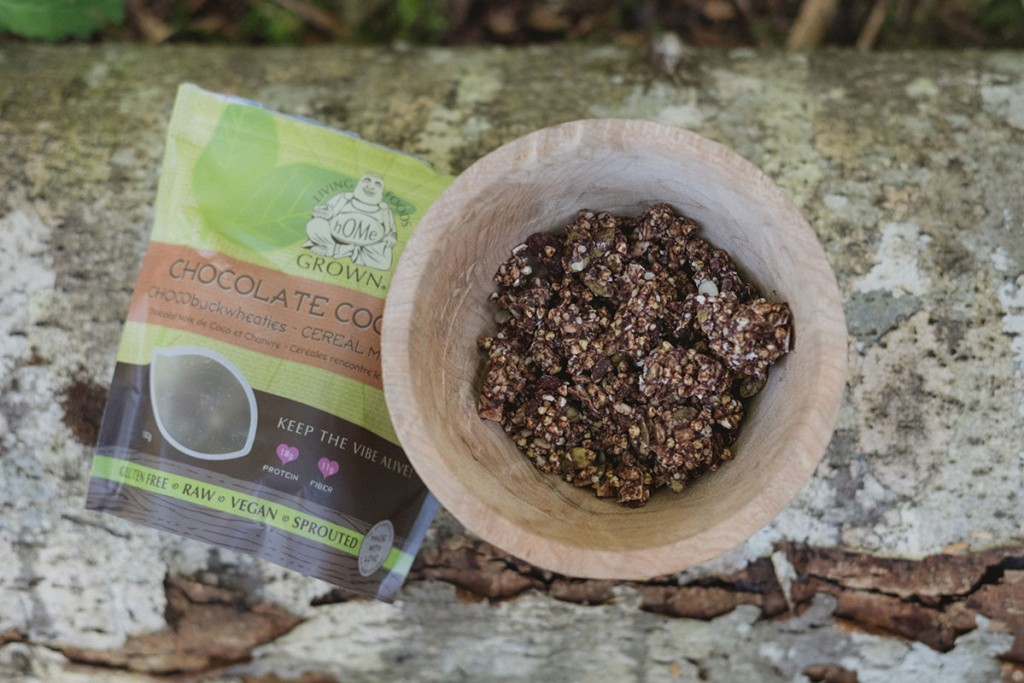 Sprouted Buckwheat Groat