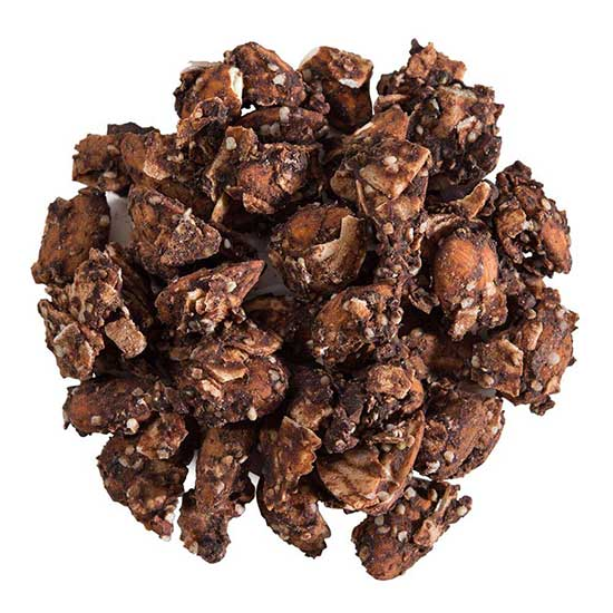 hOMe Grown Living Foods Choco Almond Maca Muncheez