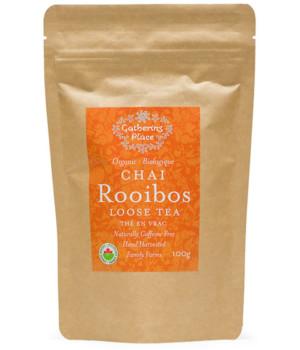 Gathering Place Organic Chai Rooibus
