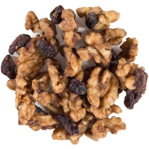 Home Grown Cran-Apple Pralined Walnuts