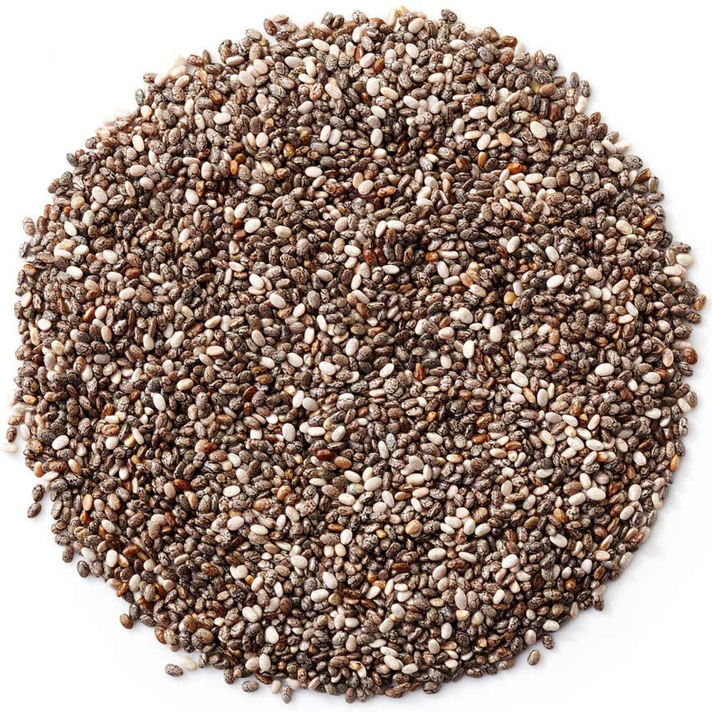 Sprouted Organic Chia Seeds