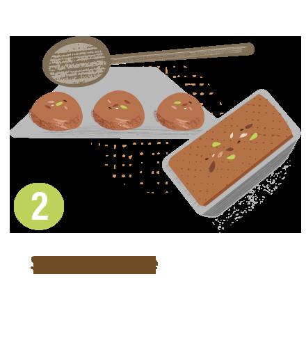 Shape & Bake