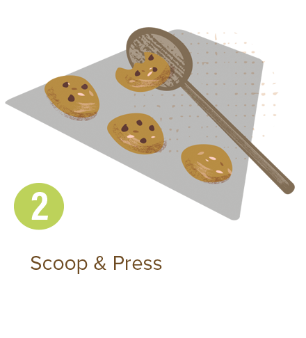 Scoop and Press