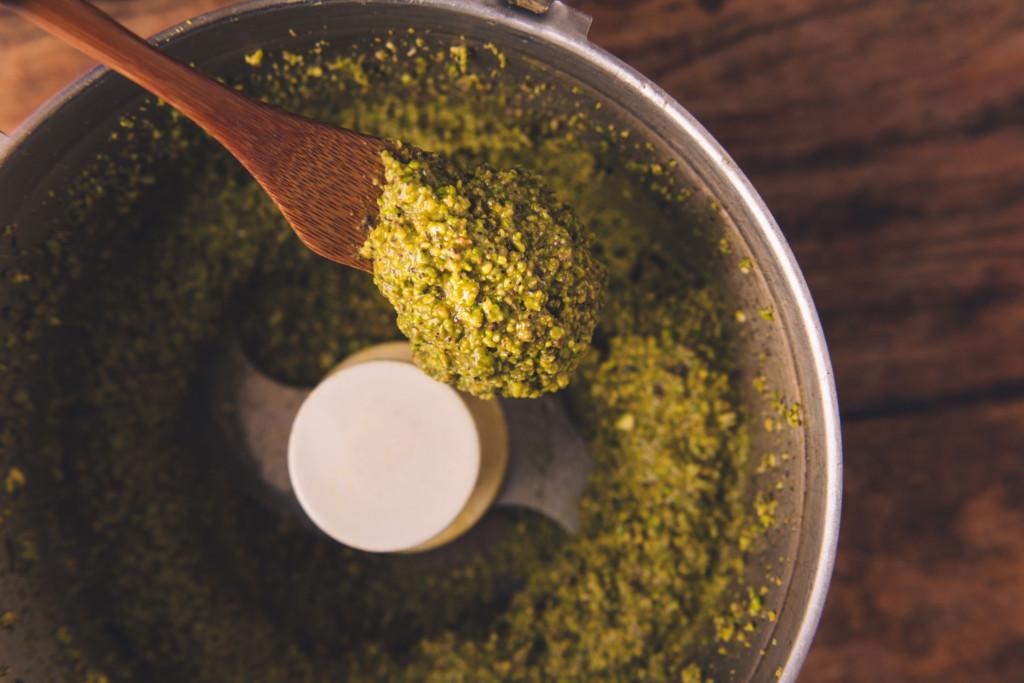 pistachio nut butter